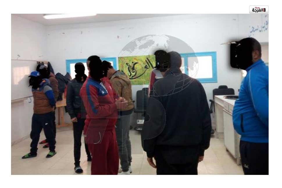 تركيز ناديين للمسرح والتصوير الفوتوغرافي بالسجن المدني في قفصة/ وات