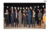 تكريم مجموعة من المسرحيين في افتتاح مهرجان خليفة السطنبولي للمسرح بتونس/ وات