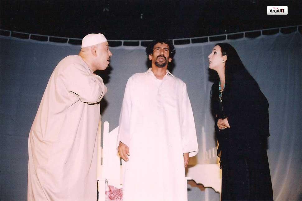 """أمسيات تحت عنوان """"عيون المسرح المحلي"""" في رمضان"""