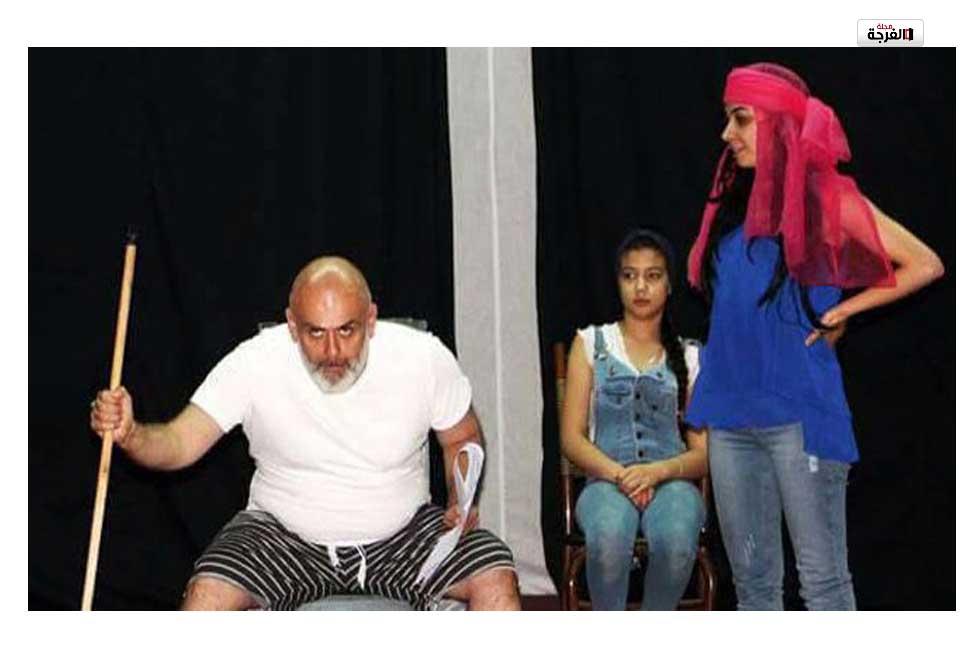 عرض مسرحي للأطفال على خشبة مسرح راميتا في عطلة عيد الفطر/ رشا محفوض (سانا)