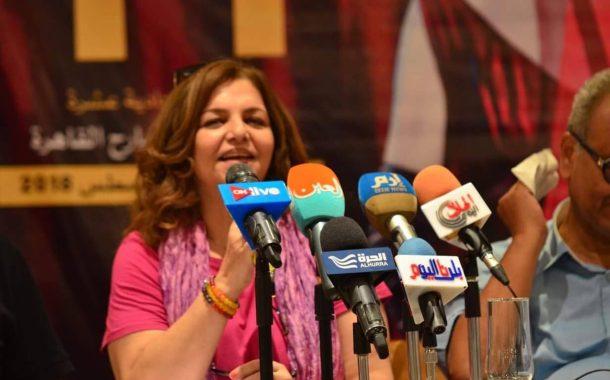 عزة لبيب: مهرجان المسرح القومي يتيح الفرصة لاكتشاف المواهب